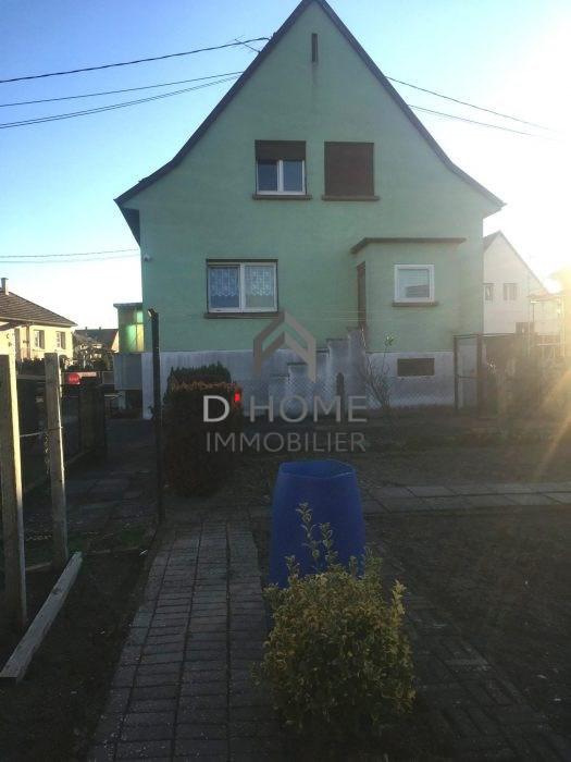 Venta  casa Mertzwiller 171200€ - Fotografía 2