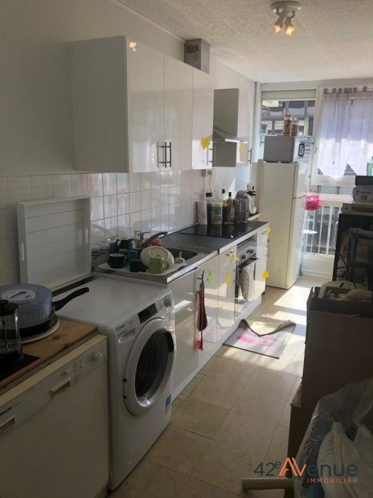 Vente appartement Saint-étienne 54 000€ - Photo 2