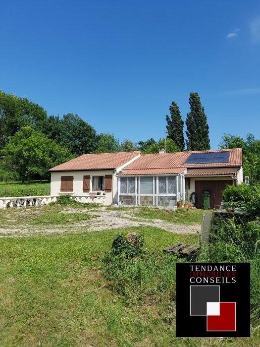 Sale house / villa Pont-de-vaux 168000€ - Picture 1