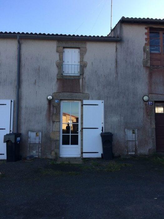 Rental apartment Montfaucon-montigné 307€ CC - Picture 4