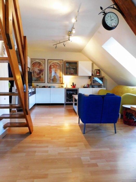 Verkoop  appartement Lingolsheim 170000€ - Foto 1