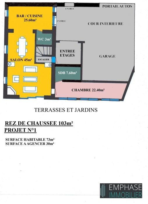 Verkoop  appartement Triel-sur-seine 349000€ - Foto 3