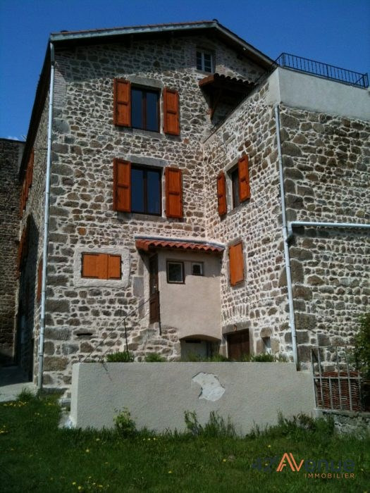 Investment property building Boisset-saint-priest 179 500€ - Picture 1