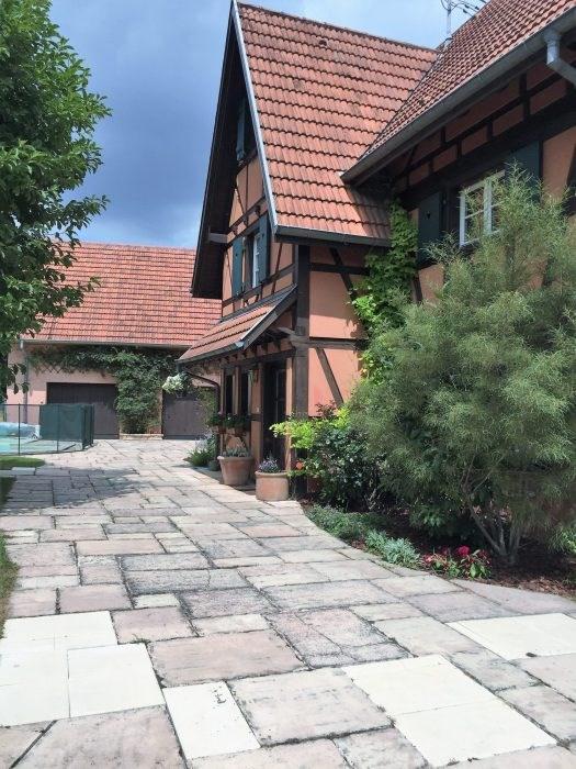 Deluxe sale house / villa Gambsheim 573000€ - Picture 19