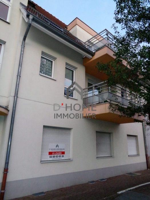 Locação apartamento Kaltenhouse 825€ CC - Fotografia 1