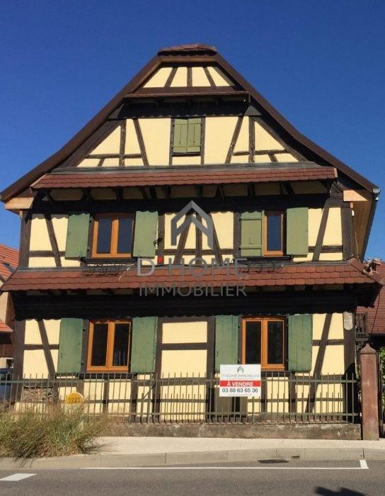 Verkoop  appartement La wantzenau 380100€ - Foto 1