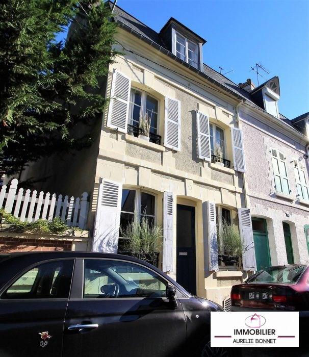 Sale house / villa Trouville sur mer 400000€ - Picture 2
