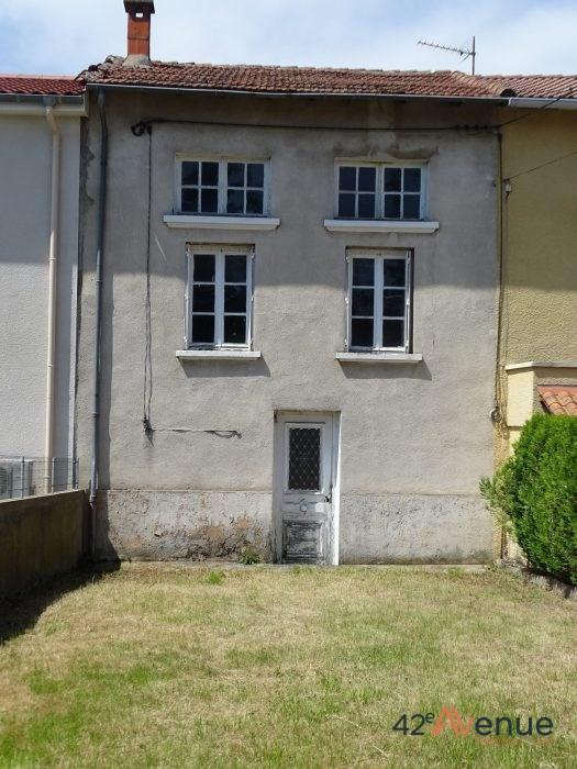 Venta  casa Aveizieux 69550€ - Fotografía 1