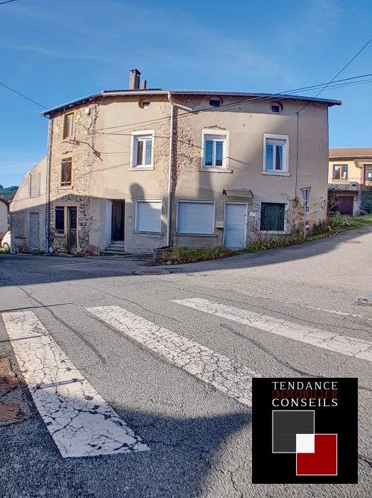 Vente maison / villa Ranchal 89000€ - Photo 1
