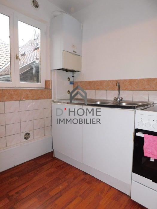 Revenda apartamento Saverne 52000€ - Fotografia 2