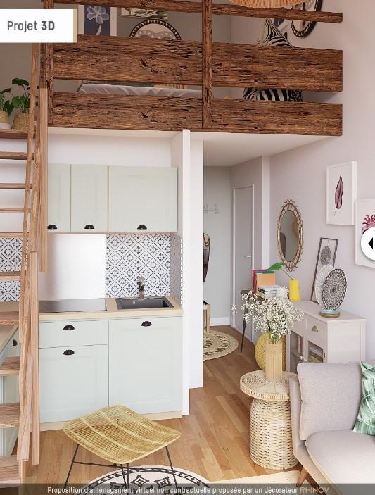 Vente appartement Carnon plage 129000€ - Photo 1