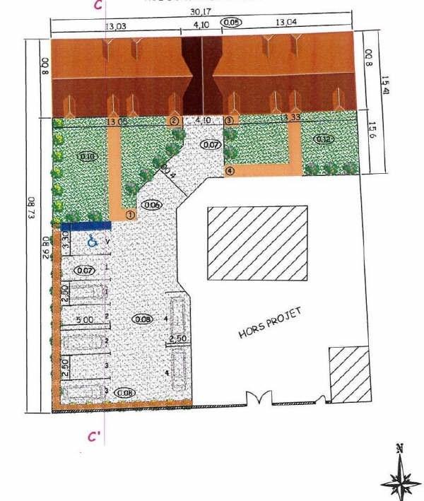 Sale apartment Coye la foret 300000€ - Picture 8