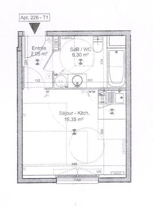 Vente appartement Châtillon 225000€ - Photo 5