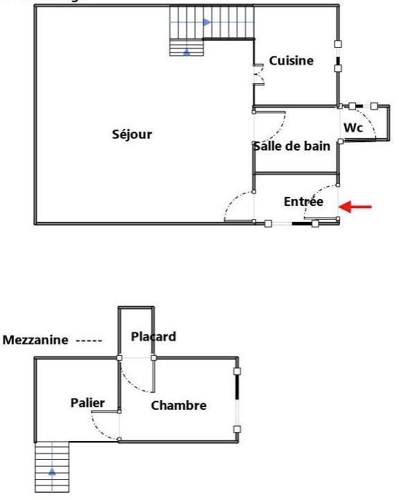 Deluxe sale apartment Paris 8ème 1040000€ - Picture 11