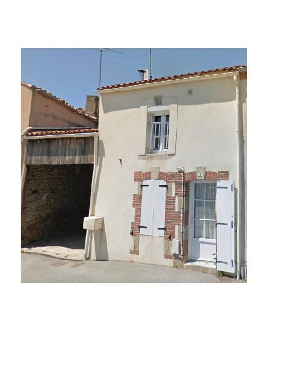 Vente maison / villa Dompierre sur yon 93000€ - Photo 1