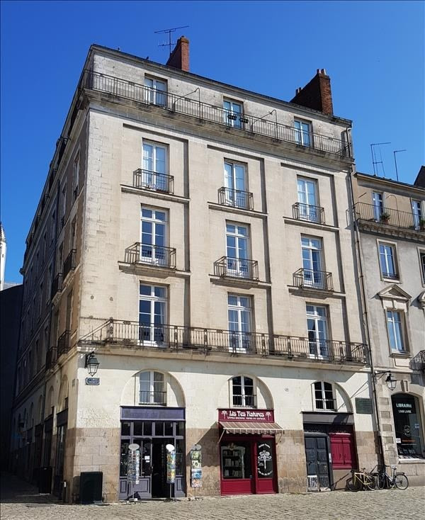 Vente de prestige appartement Nantes 731 500€ - Photo 1