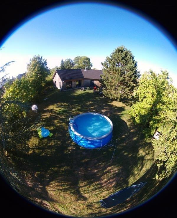 Sale house / villa La villeneuve-au-chene 215000€ - Picture 10