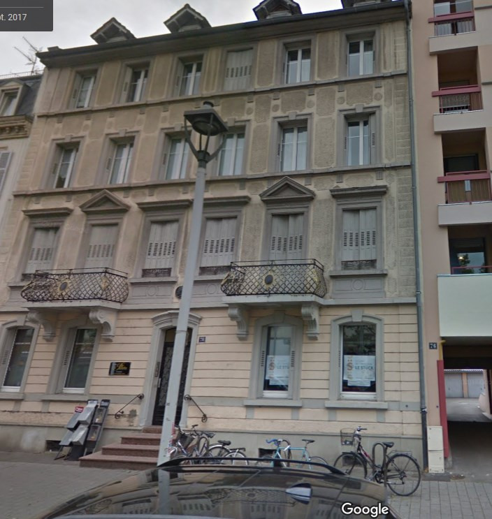 Location local commercial Strasbourg 730€ HC - Photo 1
