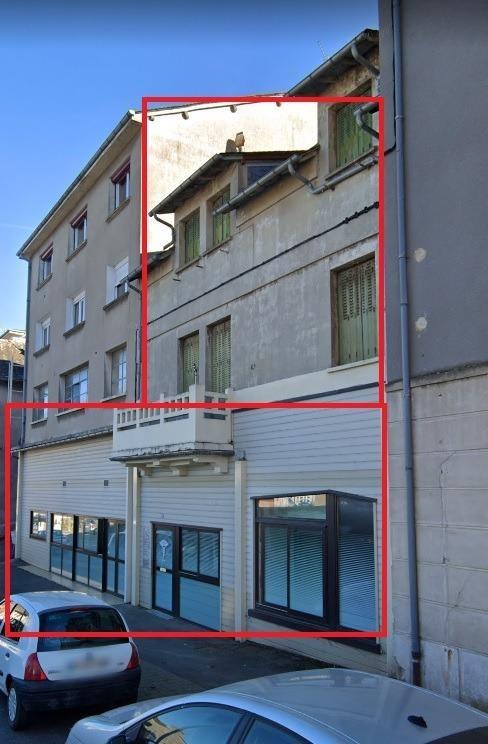 Vente immeuble Rodez 173600€ - Photo 1