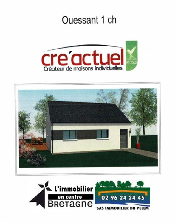 Sale house / villa Saint nicolas du pelem 80500€ - Picture 1