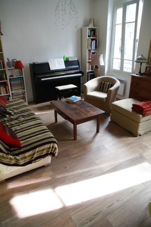 Vente appartement Paris 17ème 415000€ - Photo 2