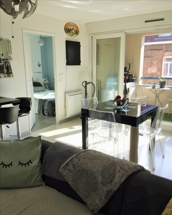 Vente appartement Bethune 79000€ - Photo 1