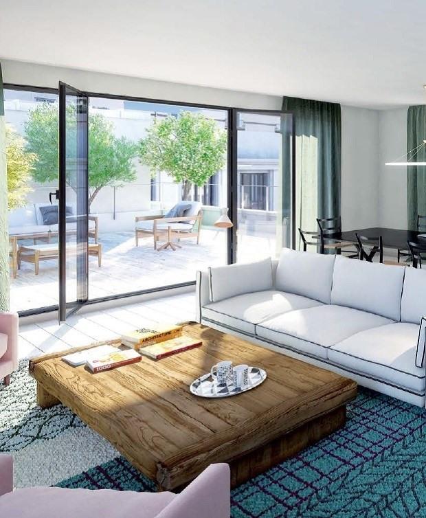 Vente de prestige appartement Lyon 2ème 1385000€ - Photo 5