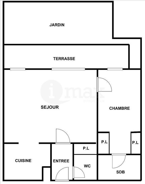 Sale apartment La garenne colombes 415000€ - Picture 5