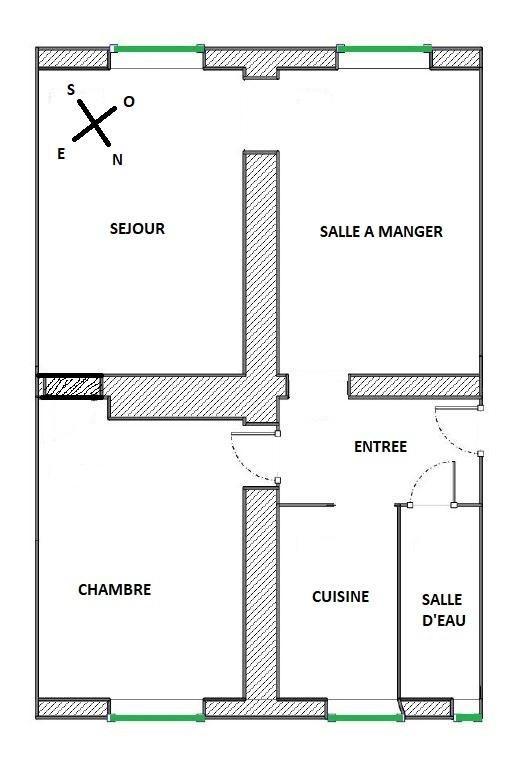 Sale apartment Paris 7ème 839000€ - Picture 6