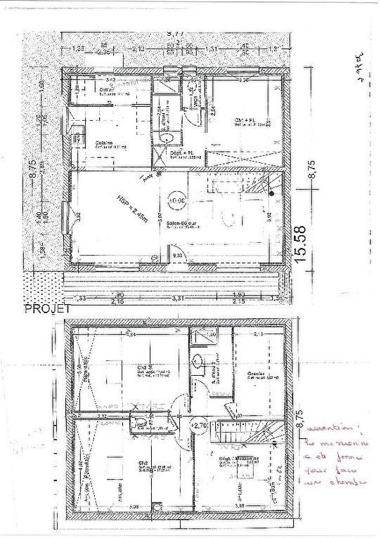 Sale house / villa Pornichet 493500€ - Picture 5