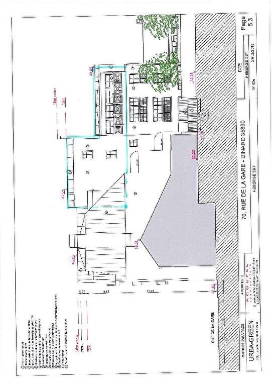 Vente de prestige appartement Dinard 590000€ - Photo 4