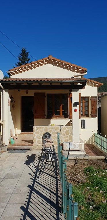 Vente maison / villa Sainte cecile d'andorge 59900€ - Photo 2