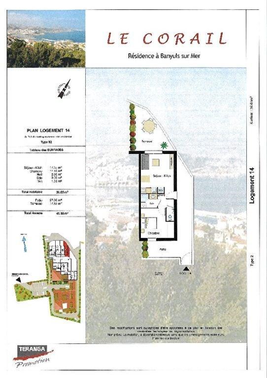 Sale apartment Banyuls sur mer 167000€ - Picture 3