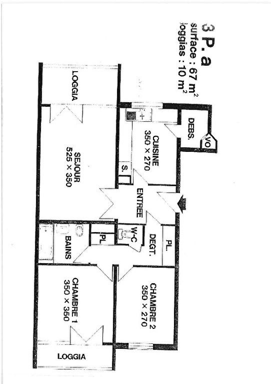 Alquiler  apartamento Marly le roi 1230€ CC - Fotografía 13