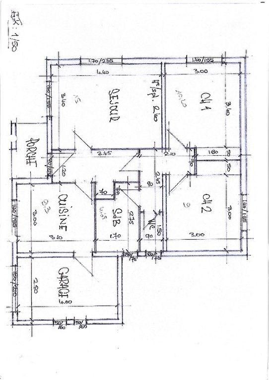 Rental house / villa Villepinte  - Picture 13