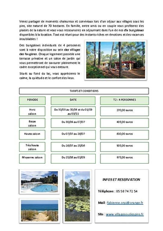 Location maison / villa Leon 900€ CC - Photo 2