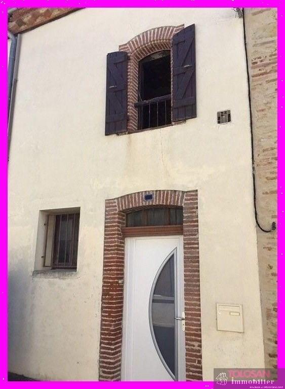 Vente maison / villa Villefranche de lauragais 86800€ - Photo 1