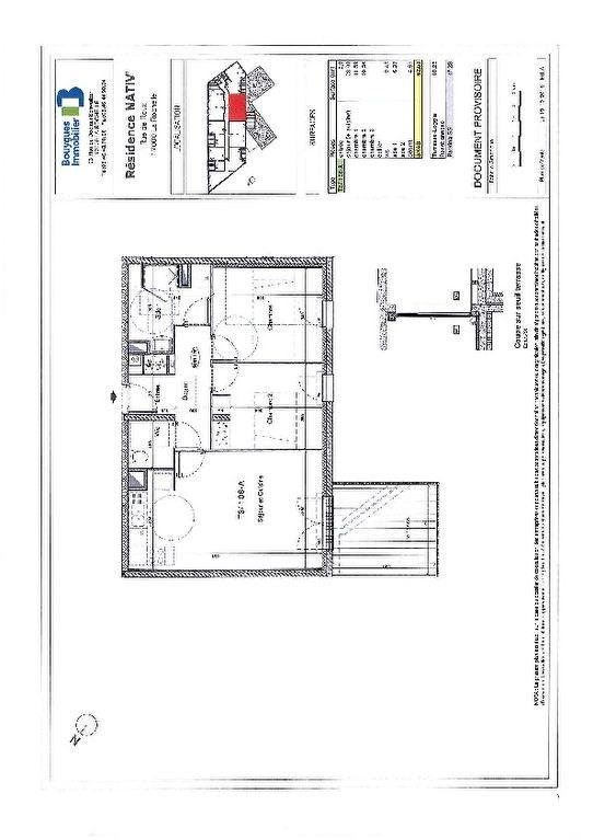 Investment property apartment La rochelle 262000€ - Picture 3