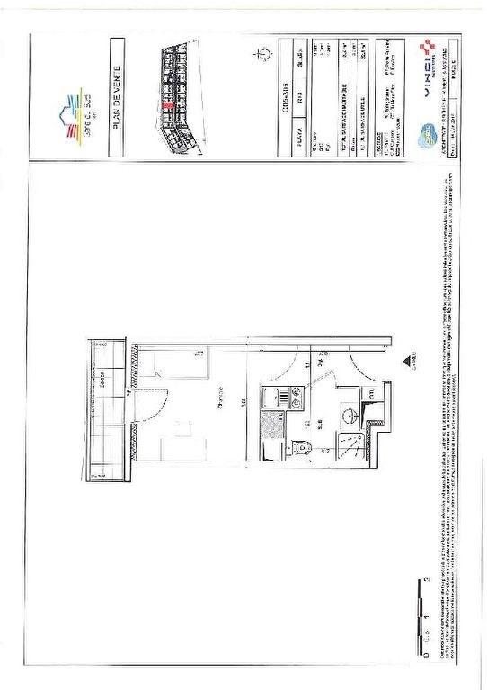 Produit d'investissement appartement Nice 136115€ - Photo 5