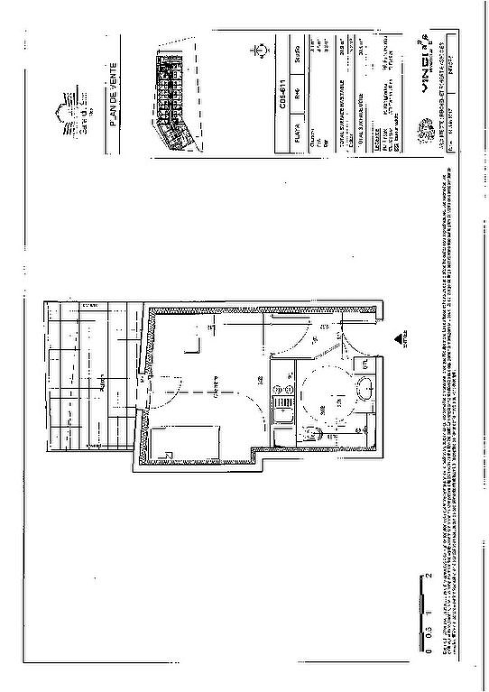 Investeringsproduct  appartement Nice 168685€ - Foto 5