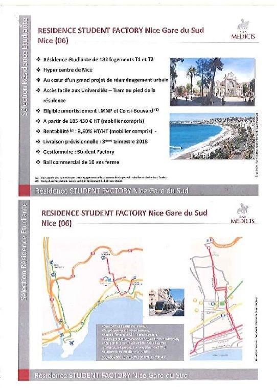 Prodotto dell' investimento appartamento Nice 137143€ - Fotografia 1