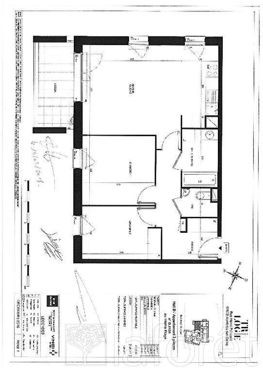 Produit d'investissement appartement Asnieres sur seine 369000€ - Photo 2