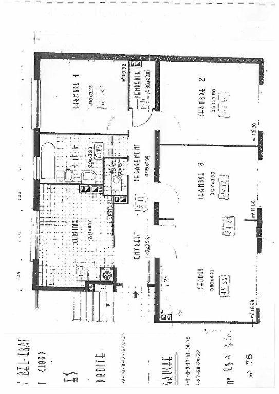 Vente appartement La celle saint cloud 268000€ - Photo 12