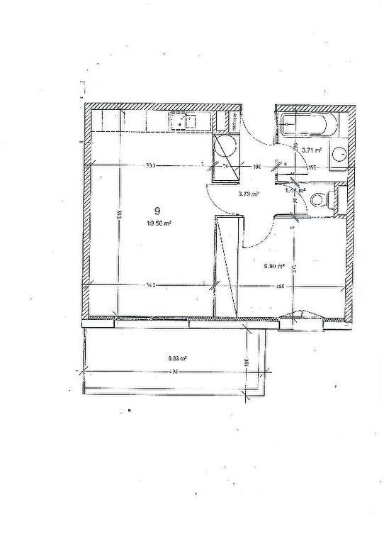 Vente appartement Capbreton 180000€ - Photo 5