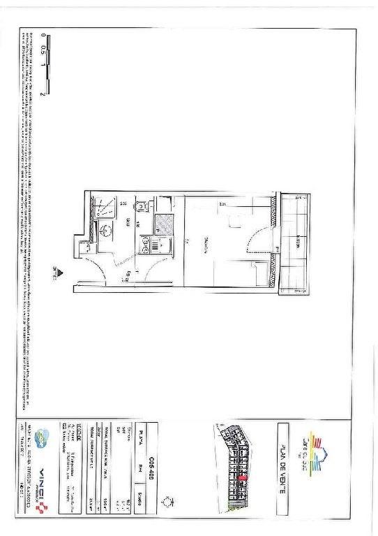 Producto de inversión  apartamento Nice 137828€ - Fotografía 5