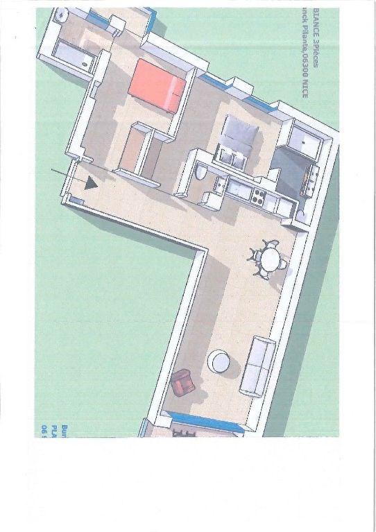 Immobile residenziali di prestigio appartamento Nice 565000€ - Fotografia 7