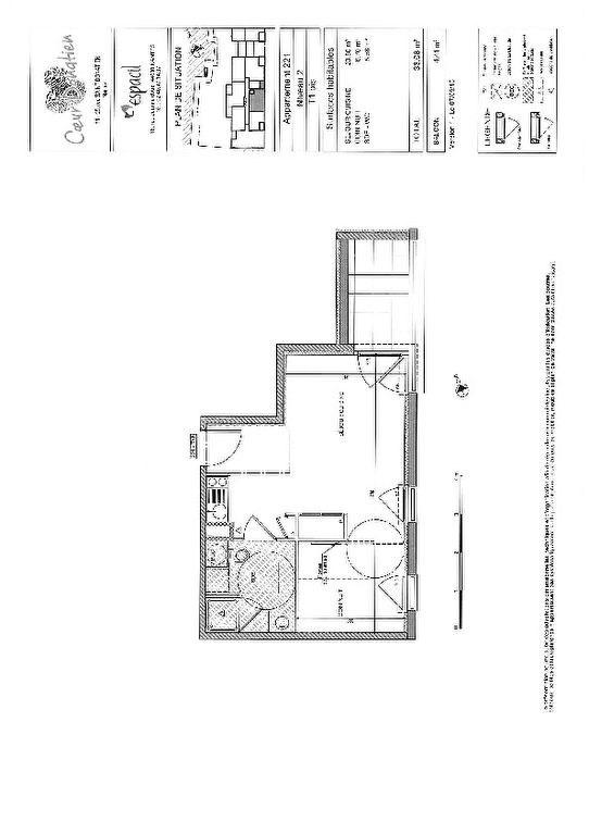Alquiler  apartamento Nantes 479€ CC - Fotografía 2