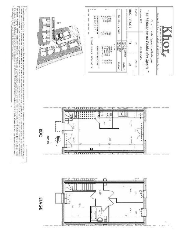 Vente maison / villa Vigneux de bretagne 219900€ - Photo 13