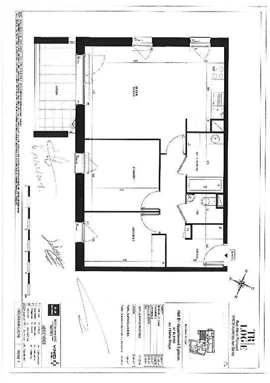 Produit d'investissement appartement Asnieres sur seine 379000€ - Photo 1