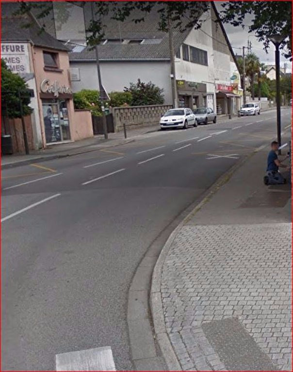 Vente local commercial Quimper 162600€ - Photo 7
